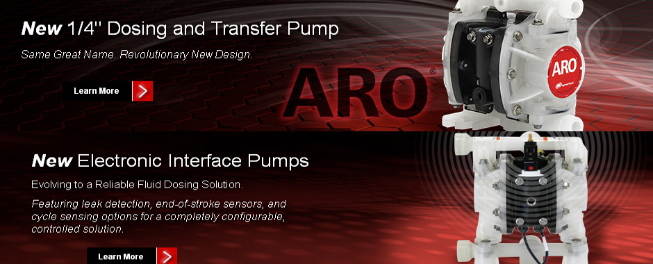 Ingersoll Rand Aro Air Motors Direct And Geared Drive